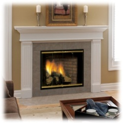 Custom Fireplaces  Wood Burning Stoves - Alpine Fireplaces in Utah