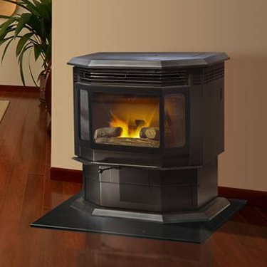 Quadra Fire Pellet Stove Classic Bay 1200 The