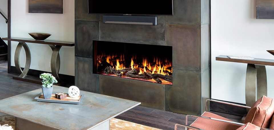 The Fireplace Showcase - Heat & Glo Fireplace