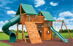 Fantasy Swing Set