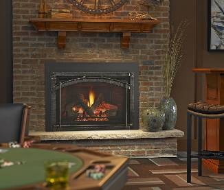 heat glo gas fireplace inserts ri ma the fireplace showcase rh thefireplaceshowcase com