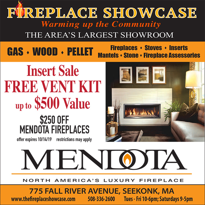 The Fireplace Showcase - Mendota Insert Sale