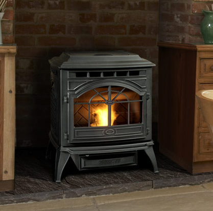 The Fireplace Showcase - Wood Stove Insert, Seekonk, MA