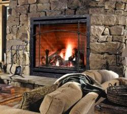 Fireplaces, Vent Free, Vented Gas, Wood Burning, Fireboxes ...