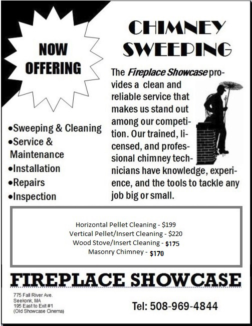 The Fireplace Showcase - chimney cleaning experts in Seekonk, MA