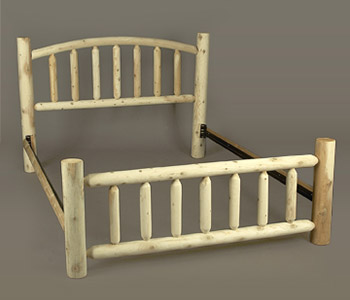 Arched Bed