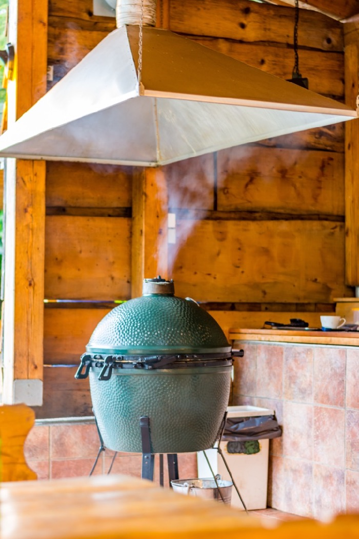 The Fireplace Showcase - Big Green Egg, Seekonk, MA