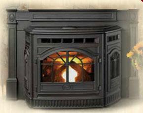 warm all winter long pellet stove insert sale rh thefireplaceshowcase com wood pellet stove inserts for sale wood pellet stove inserts for sale