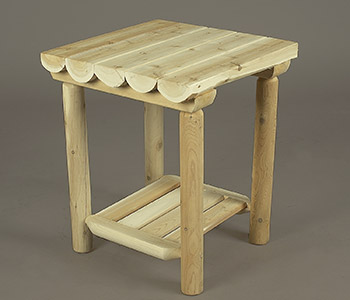Night Table without Drawer