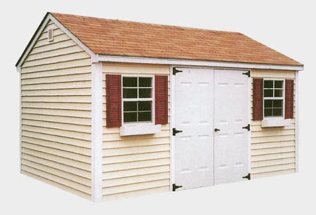 Chateau Shed