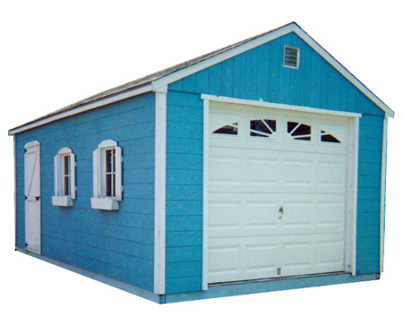 Fireplace Showcase - storage sheds in Providence, RI