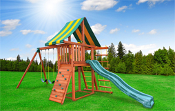 Dream Swing Set