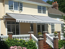 Durasol Deck And Patio Retractable U0026 SunStructure Awnings, The Fireplace  Showcase   RI U0026 MA