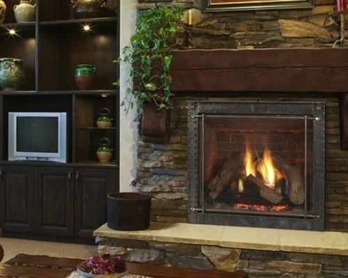 The Fireplace Showcase - Napoleon wood burning inserts in North Attleboro, MA
