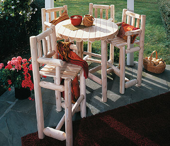 Five Piece Bistro Set