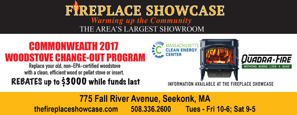 Fireplace Showcase Commonwealth 2017