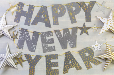 Happy New Year from Custom Insulation