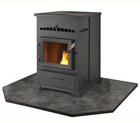 Heatilator Eco Choice Pellet Stoves Cab50