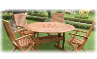 FSC Maidenii – Milan Dining Set