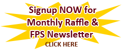 Signup NOW for Monthly Raffle & Newsletter!