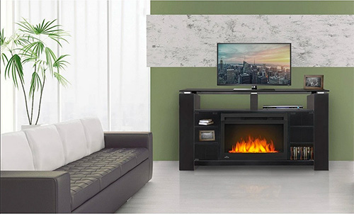 The Fireplace Showcase - Napoleon Electric Fireplace