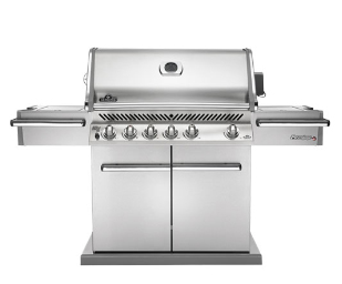Fireplace Showcase - Napoleon portable gas grills