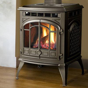Quadra Fire Gas Stove Topaz The Fireplace Showcase Ma Ri