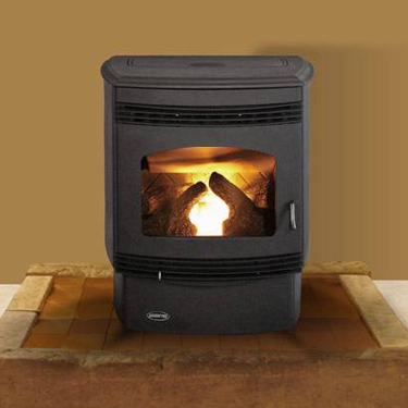 Quadra Fire Pellet Stove Santa Fe The Fireplace Showcase Ma Ri