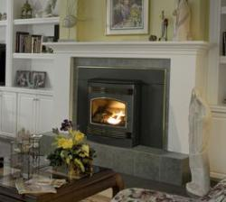 PELLET STOVES AND INSERTS - REGENCY FIREPLACE PRODUCTS