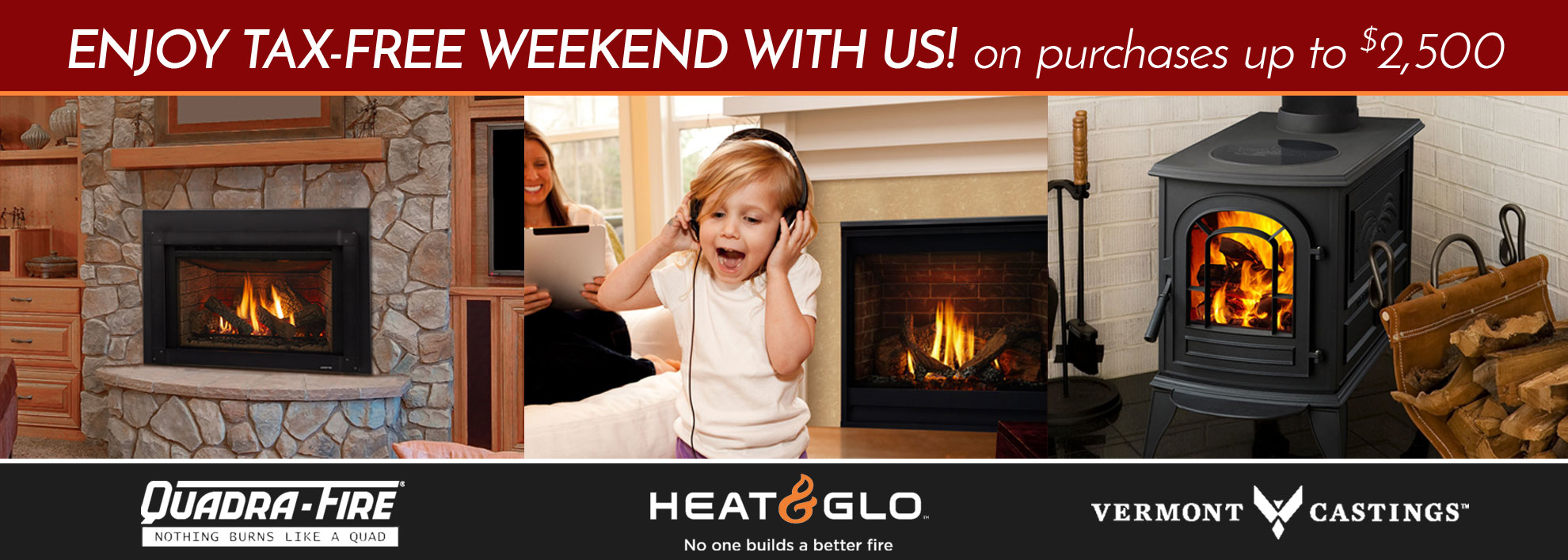 The Fireplace Showcase - Tax Free Weekend, Seekonk, MA
