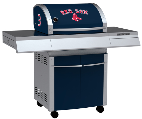 Gas Grills That Show Your Red Sox Spirit Seekonk Ma