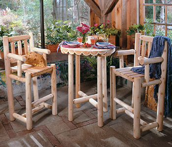 Three Piece Bistro Set