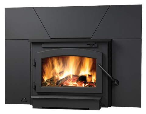 The Fireplace Showcase - Timberwolf - Economizer™ EPA Wood Burning Insert