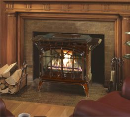 Gas Fireplace Insert - $500 (Springfield) for Sale in Mankato