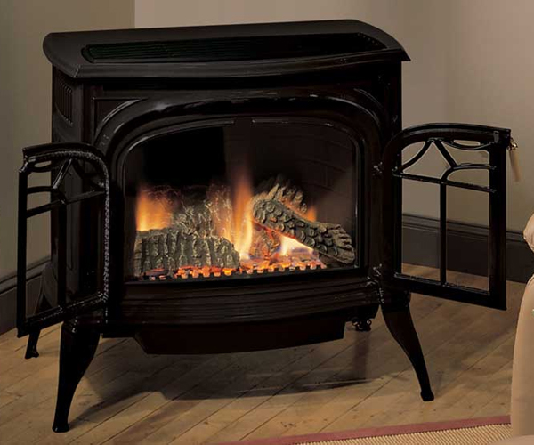 Vermont Castings Gas Stoves Radiance Vent Free